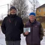 Vinnarna på Fiskevik